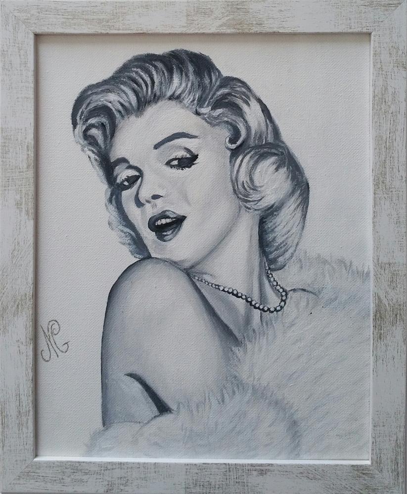 Marilyn Monroe by Nicky08